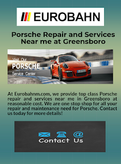 BMW service Greensboro