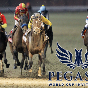 bet on Pegasus world cup