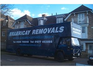 Removals Essex